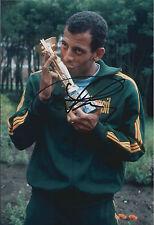 Carlos ALBERTO SIGNED Autograph 12x8 Photo AFTAL COA World Cup WINNER
