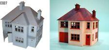Dapol C027 - Detached House 00 Gauge = 1/76th Scale Plastic Kit - T48 Post