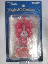 Disney Magical Collection MICKEY MOUSE LOVELY COUPLE in PINK 3-inch TOMY figure
