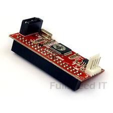 IDE Ultra ATA Hard Drive HDD to SATA Controller Adapter