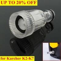2*Auto Sauber Maschine Wasserfilter Zubehör Für Karcher K2-K7 Serie Ersatzteile