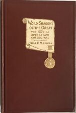 Word Shadows Of The Great Thomas F. Madigan First Edition 1930 Hardcover