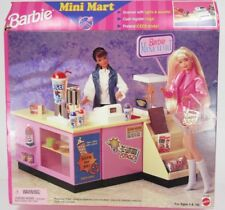 BARBIE 1998 Mini Mart NEW SEALED vintage icee working cash register sounds!