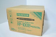 【NEW 20 Packs】 FujiFilm FP-100B Instant B&W Film Expired 11/2008 From JAPAN 1540