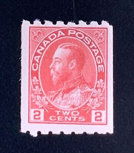 Canada Stamps. SC 123. 1913. MH (NH?). **COMBINED SHIPPING**