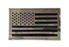 Tmc Large Us Flag Infrared Patch (Multicam) Tmc2277-Mc