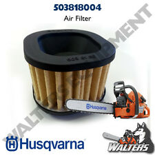 Genuine Husqvarna 503818004 Air Filter for 372XP Chainsaws