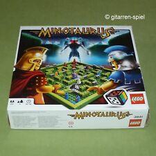 Lego Games Minotauro 3841 construir jugar cambiar completamente 1a top!