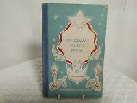 Kingsway Carol Book, harmony edition. Leslie Russell 1946