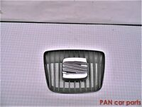 Seat Cordoba Emblem Grill Frontgrill Kühlergrill 6K0853654D, 6K0853679A, 99-02