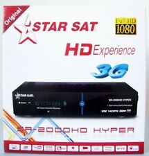 Receptor Starsat 2000HD hyper /servidor Gshare/IPTV / VOD/ Youtube **2020-2021**