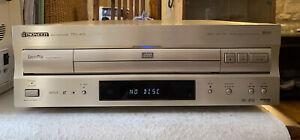 Pioneer DVD LD Player DVL-909 LaserDisc Player + Remote - Very Good Condition
