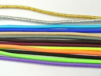 10 Meter Elastic Stretch String Shock Cord 2mm For Sewing Craft Pick Your Color