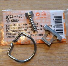 Genuine Stihl MS200T MS201T Tool Clip Loop 1129 352 7700 1129 352 5000 Tracked