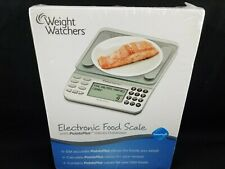 Weight Watchers Electronic Food Scale With Points Plus Sealed