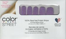 CS Nail Strips Glamsterdam 100% Nail Polish Strips - Made in the USA!