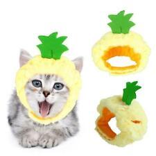 Funny Cat Hat Dog Halloween Headwear Neck Ear Warmer Pet Costume Party Dress Up