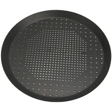 Pizza Baking Pan,Nonstick Pizza Pan With Holes,Steel Round Crispy Crust Pi E5O3