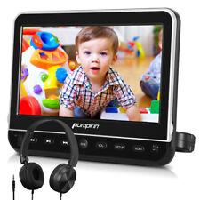 "10.1"" HD Auto Fernseher KFZ Kopfstütze DVD Player 1024*600 HDMI USB SD+Kopfhörer"