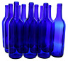 Midwest Homebrewing and Winemaking Supplies 750 ml Cobalt Glass Claret/Bordeaux