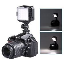 Neewer CN-LUX360 5400K Dimmable LED Video Light Lamp for Canon Nikon Camera DV