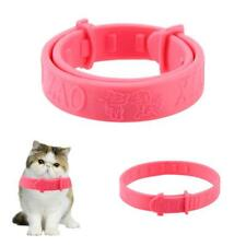 Pets Cats Collar Anti Mosquito Protection Kitten Anti Flea Tick Mite Repellent