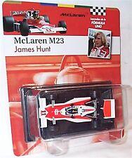 McLaren M23 James Hunt 1976 escala 1-43 Nuevo En Blister cardado