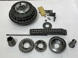 1988 Harley-Davidson FXRS Low Rider Primary Drive Clutch Compensator Assembly