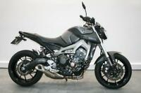 Yamaha MT-09 buy this bike with £199 deposit and £71.21 per month finance