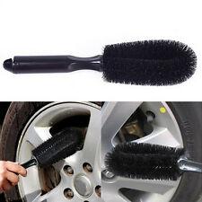Wheels Tires Rims Scrub Brush Car Truck MotorcycleBikeWashing Clean Tool HandyVN