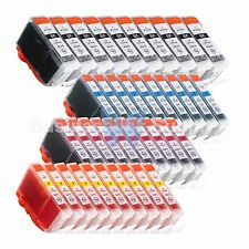 40 PK PGI-5 CLI-8 Ink Tank for Canon PIXMA MX700 IP3300 IP3500 PGI-5 CLI-8 CMY @