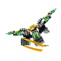 1x Lego Modell Ninjago 70605 Misfortune's Keep Luftschiff unvollständig