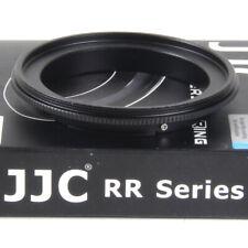 JJC RR-EOS Anillo Adaptador Inversor Macro Objetivos lentes Canon 62mm