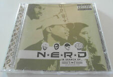 N.E.R.D - In Search Of (Parental Advisory) (CD Album 2002) Used very good