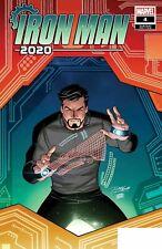 Iron Man 2020 #4 Variant Marvel Comics