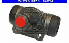 ATE Cilindro de freno rueda RENAULT 19 PEUGEOT 206 CITROEN XSARA 24.3220-1617.3