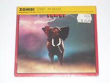 ZOMBI Spirit Animal CD NEW Space Rock ELECTRONIC