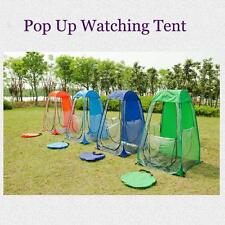 Outdoor Pop-up Tent Watching Viewing Sport Pod Under The Weather Single