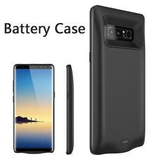 Estuche de carga de batería externa para Samsung Galaxy S10 S9 S8 8 9 S10E + Note Plus
