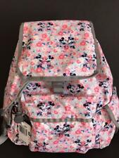 Disney LeSportsac Spring Fling Mickey Minnie Mouse Voyager Backpack RT $144 7839
