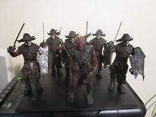 Lord of the Rings TOYBIZ Uruk-Hai Army Builder Lot Ugluk Leader