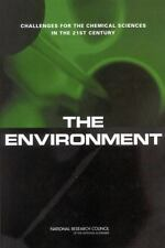 The Environment: Challenges for the Chemical Sciences in the 21st Century