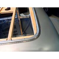Ford Rear Floor Pan Floorboard Smoothie 33,34 1933,1934 DSM