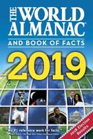 The World Almanac and Book of Facts 2019 - Paperback - 2018