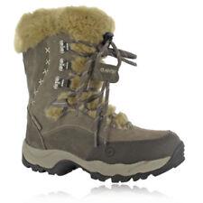 Scarpe e scarponi da montagna da donna Hi-Tec marrone