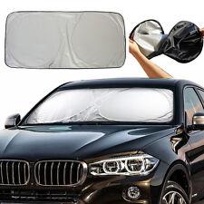 Foldable Front Window Sun Visor SUV Truck Windshield Sun Protector Car Sunshade