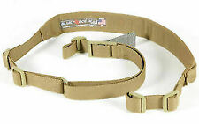 Blue Force Gear Vickers 2 Point Padded Combat Sling Coyote Brown