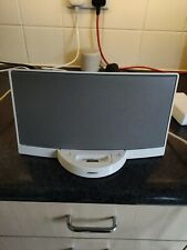 Bose SoundDock MK1 Original PSU iPod iPhone Docking Station Spares/Repairs White