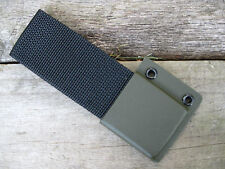 Valhalla Custom Kydex Nylon Belt Loop OD GREEN and BLACK