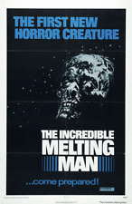 The Incredible Melting Man 11 x 17 Poster Horror Gore New Grindhouse
